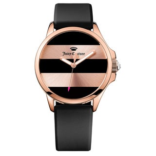 Juicy Couture Fergie Women's Rose Goldtone Watch