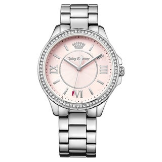 Juicy Couture Gwen Stainless Steel Women's Watch