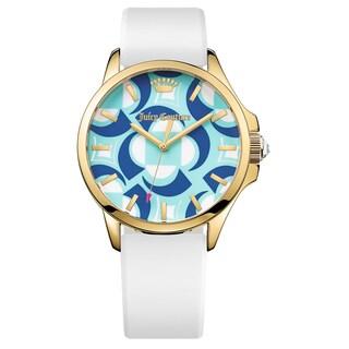 Juicy Couture Women's Jetsetter 1901427 Rubber Watch