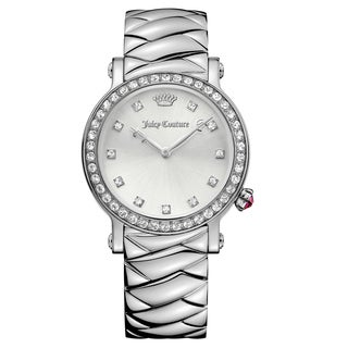 Juicy Couture La Luxe Stainless Steel Women's Watch