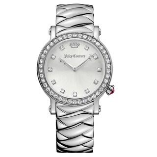 Juicy Couture La Luxe Stainless Steel Women's Watch