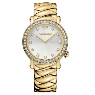 Juicy Couture La Luxe Gold-plated Women's Watch