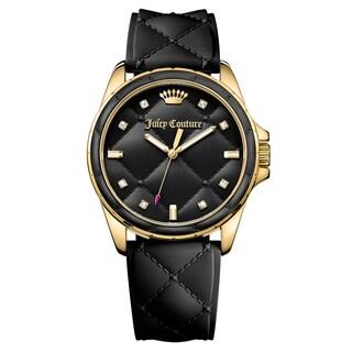 Juicy Couture Malibu Women's 1901314 Rubber Watch