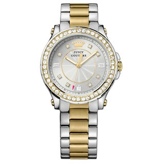 Juicy Couture Pedigree 2-tone Women's Watch