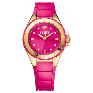 Juicy Couture Women's Rio 1901412 Rubber Watch