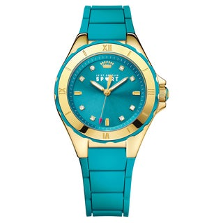 Juicy Couture Women's Rio Rubber Watch