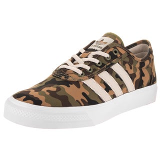 Adidas Men's Adi-Ease Green Canvas Skate Shoes Size 10 (As Is Item)