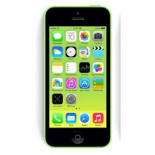 Apple iPhone 5c 8GB Unlocked GSM 4G LTE Dual-Core Phone w/ 8MP Camera - Green (Refurbished)