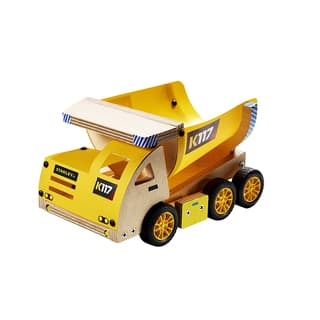 Reeves Stanley Jr. Dump Truck Wood Building Kit|https://ak1.ostkcdn.com/images/products/14200262/P20795521.jpg?impolicy=medium