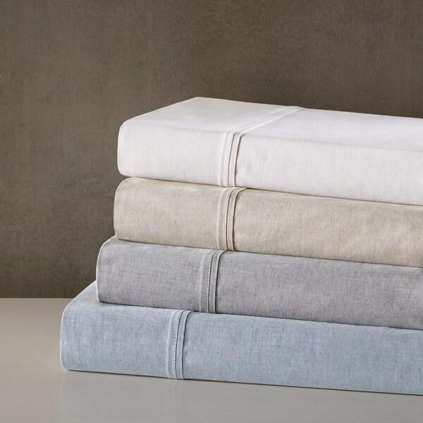 Urban Habitat Fiber Dyed Cotton Sheet Set