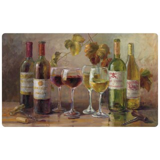 Mohawk Home Comfort Mat Opening The Wine Mat (1'6x2'6)