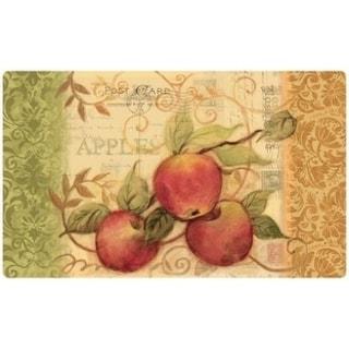 Mohawk Home Comfort Mat Postcard Apples Mat (1'6x2'6)