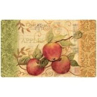 Mohawk Home Comfort Mat Postcard Apples Mat (1'6x2'6)