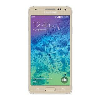 Samsung Galaxy Alpha G850A 32GB AT&T Unlocked 4G LTE Octa-Core Phone w/ 12MP Camera - Gold (Certified Refurbished)