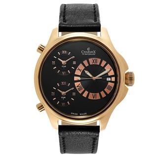 Charmex Cosmopolitan II Men's 2591 Leather Watch