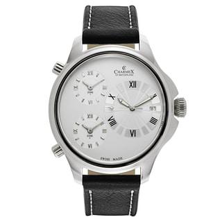 Charmex Cosmopolitan II Men's 2595 Leather Watch