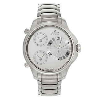 Charmex Cosmopolitan II Men's 2600 Stainless Steel Watch