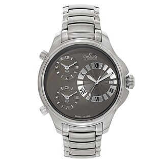 Charmex Cosmopolitan II Men's 2601 Stainless Steel Watch