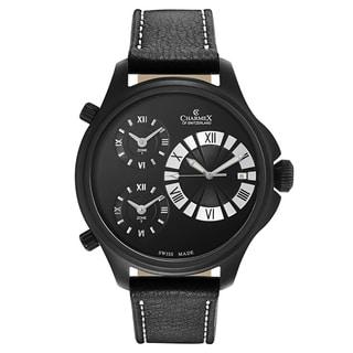 Charmex Cosmopolitan II Men's 2605 Leather Watch