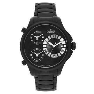 Charmex Cosmopolitan II Men's 2610 Stainless Steel Watch
