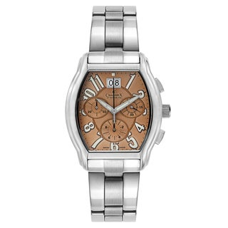 Charmex Ermitage Men's 1718 Stainless Steel Watch