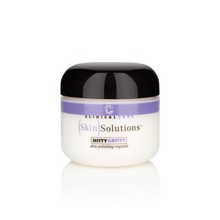 Clinical Care Nitty Gritty Exfoliating 2-ounce Skin Polishing Crystals