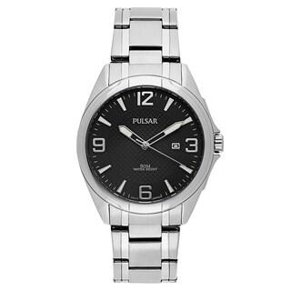 Pulsar Easy Style Stainless Steel Men's Watch