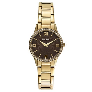 Pulsar Easy Style Women's PM2170 Goldplated Watch