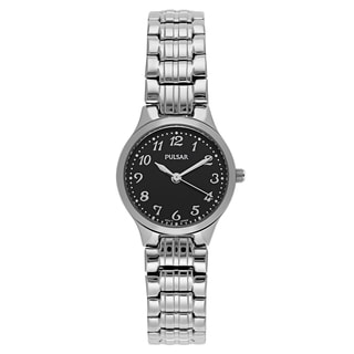 Pulsar Women's PG2035 Traditional Stainless Steel Watch