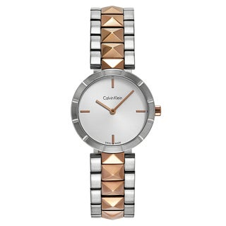 Calvin Klein Edge Women's K5T33BZ6 Stainless Steel Watch