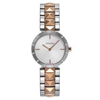 Calvin Klein Edge Women's K5T33BZ6 Stainless Steel Watch