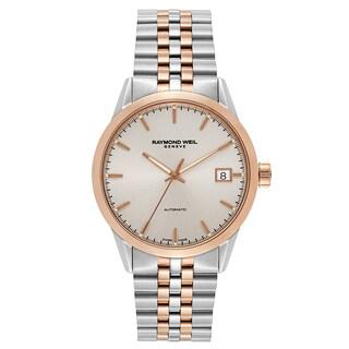 Raymond Weil Freelancer Men's 2740-SP5-65011 Stainless Steel Watch https://ak1.ostkcdn.com/images/products/14200697/P20795901.jpg?_ostk_perf_=percv&impolicy=medium