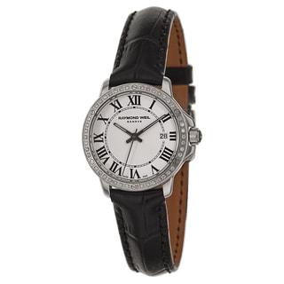 Raymond Weil Tango Women's 5391-LS1-00300 Leather Watch