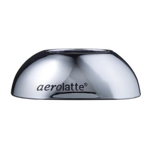 Aerolatte Chromed Steel Milk Frother Display Stand