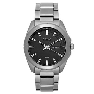 Seiko Men's SNE419 Recraft Series Stainless Steel Watch