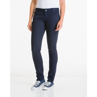Lee Juniors' Plus 5-Pocket Skinny Pants