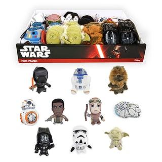 Disney Mini Star Wars: The Force Awakens Super Deformed Plush (Pack of 24)