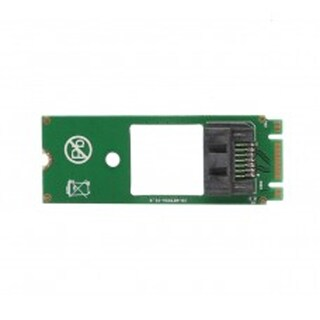 IOCrest 7-pin M.2 NGFF to SATA HDD/ SSD Adapter for SATA I/ II/ III Convert HDD through M.2 Host Controller