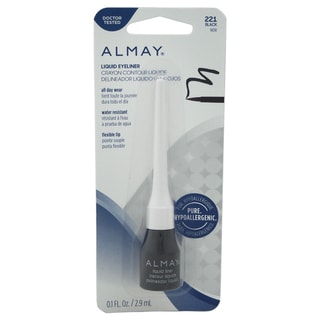 Almay Liquid Eyeliner 221 Black Noir