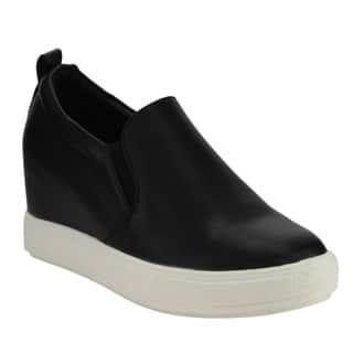 Beston DE07 Women's Low Platform Hidden Heel Wedge Sneaker Run Half Size Small|https://ak1.ostkcdn.com/images/products/14201828/P20796795.jpg?impolicy=medium