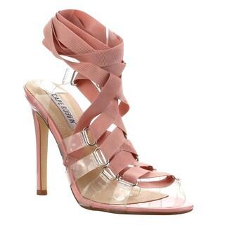 Cape Robbin FG51 Women's Lace-up Strappy Criss Cross Stiletto Heel Sandals