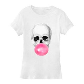 BY Jodi Women's Bubblegum Graphic T Shirt
