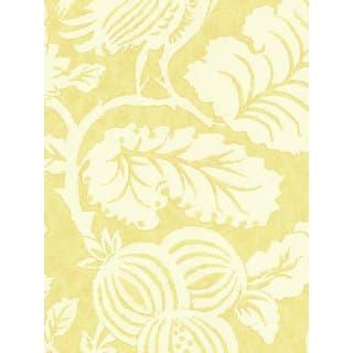 Thibaut Palladio Yellow Vines Double Roll Designer Wallpaper|https://ak1.ostkcdn.com/images/products/14204564/P20799061.jpg?impolicy=medium