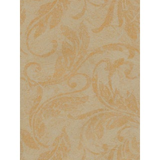 Thibaut Palladio Classic Tan Double Roll Designer Wallpaper