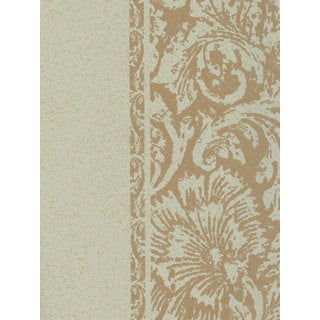 Thibaut Palladio Speckled Flowers Green Double Roll Designer Wallpaper