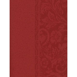 Thibaut Palladio Red Double Roll Designer Wallpaper