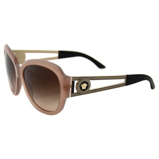 Versace VE 4304 5166/13 - Opal Beige/Brown by Versace for Women - 57-17-135 mm Sunglasses