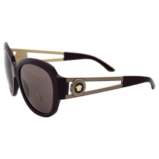 Versace VE 4304 5066/7N - Eggplant Violet by Versace for Women - 57-17-135 mm Sunglasses