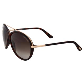 Tom Ford FT0454 Tamara 52K - Dark Havana by Tom Ford for Women - 64-05-130 mm Sunglasses