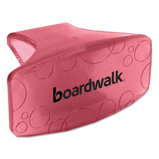 Boardwalk Eco-Fresh Bowl Clip Spiced Apple Scent Red 12/Box